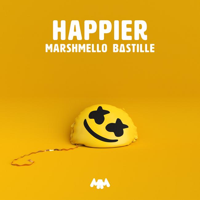 Happier Mashmello feat Bastille