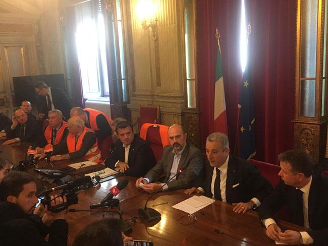 Roma, il Ministro Centinaio riceve i presidenti del coordinamento
