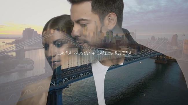 """Laura Pausini """"La soluciòn"""" feature Carlos Rivera"""