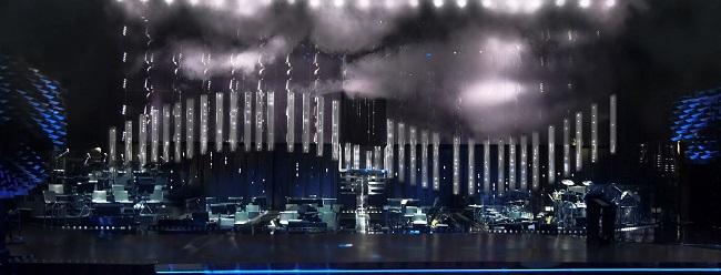 scenografia Sanremo 2019