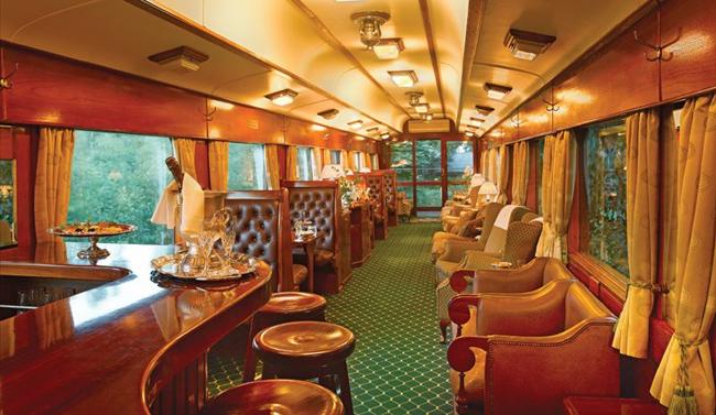 treno lusso