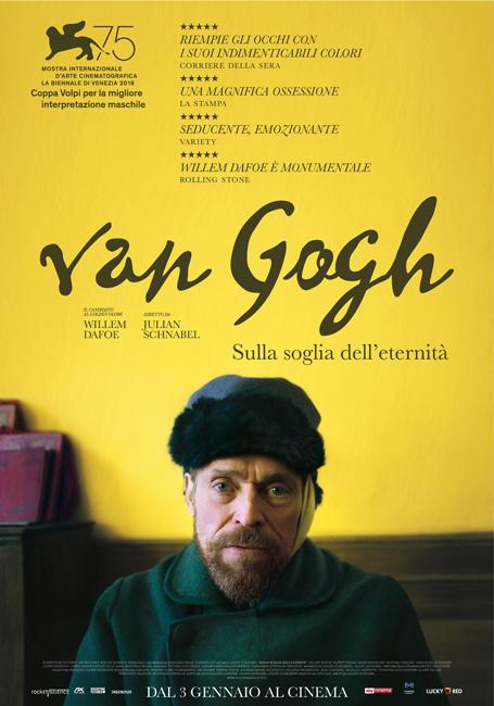 Van Gogh film cinema
