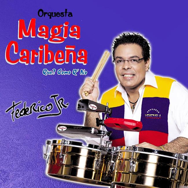 magia caribena federico junior