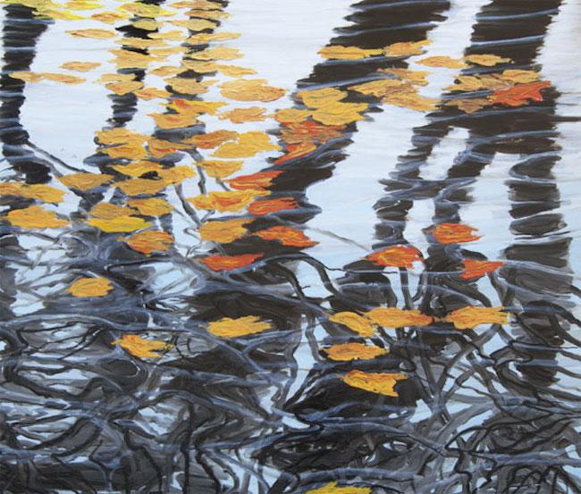 un metro quadro d'autunno