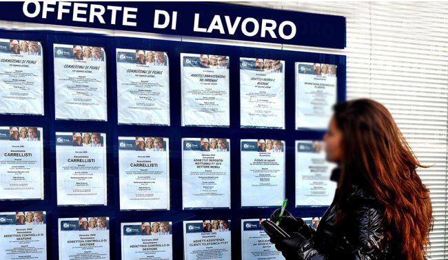 Istat, disoccupazione in lieve aumento a febbraio (Report)
