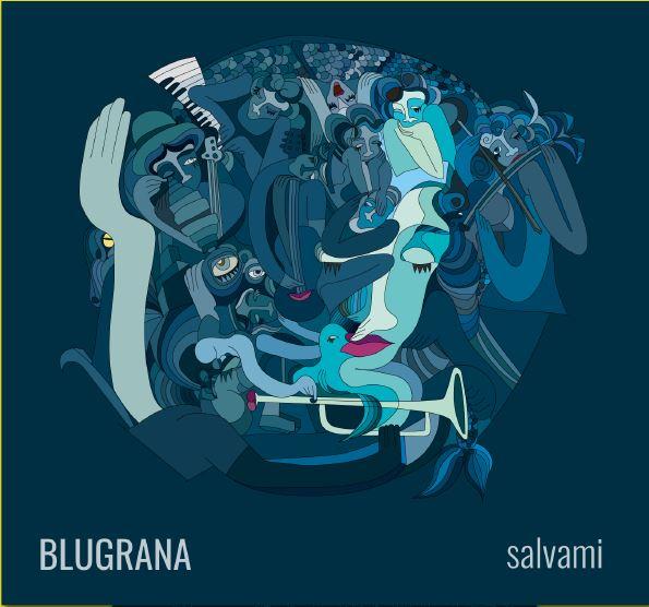 Blugrana Salvami cover