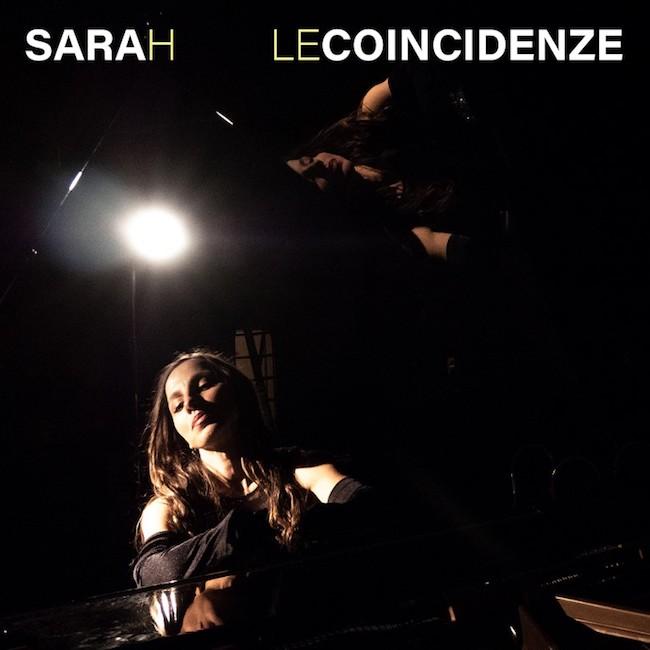 le coincidenze Sarah copertina album