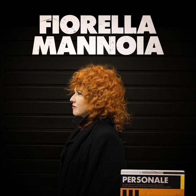 Fiorella Mannoia Personale cover