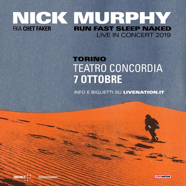 nick murphy torino