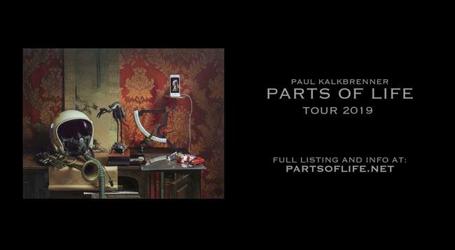 Paul Kalkbrenner tour 2019