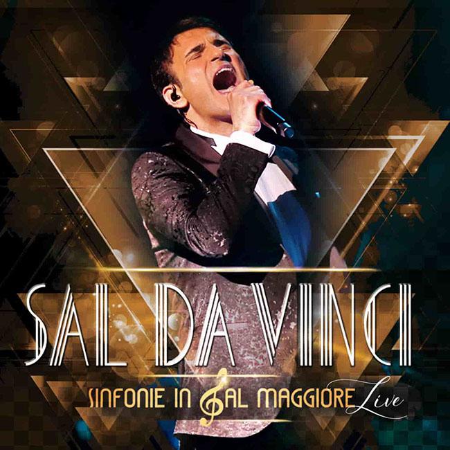 sinfonia in sal maggiore live cover
