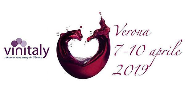 Vinitaly 2019 Verona logo