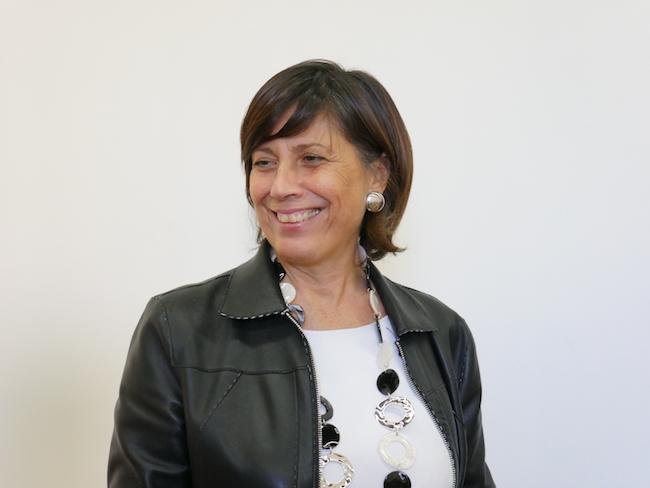 professoressa Carimali