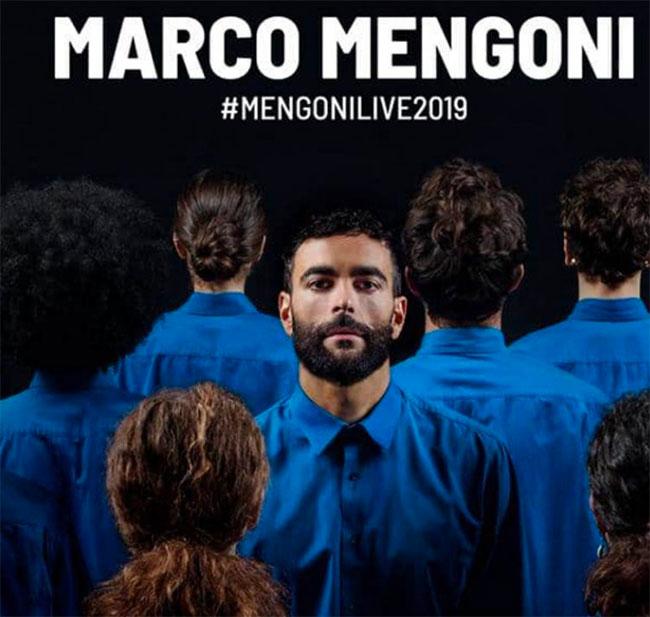 Marco Mengoni live 2019