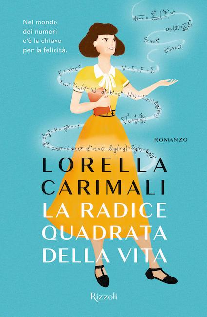 radice quadrata della vita Lorella Carimali copertina libro