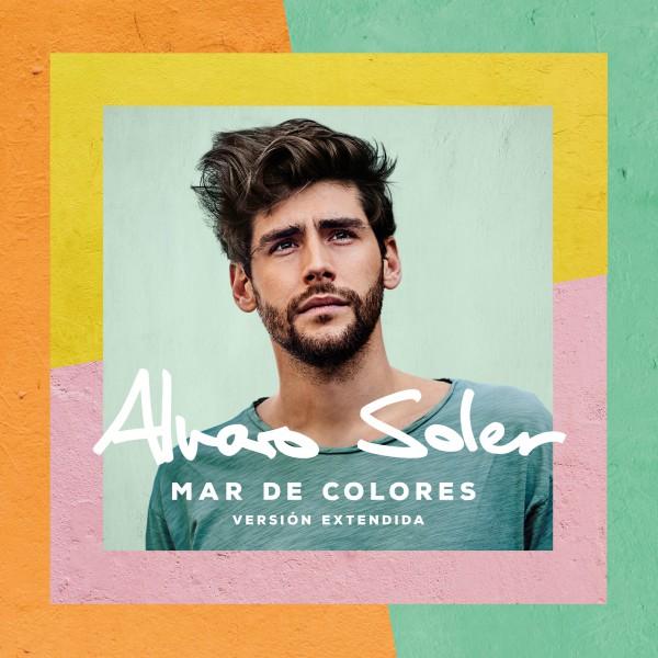 Alvaro Soler mar de colores
