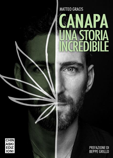 canapa una storia incredibile cover libro