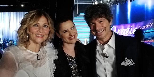 Arianna Ciampoli-Silvia Salemi- Michele La Ginestra