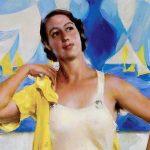 giacomo balla figlia del sole 1933