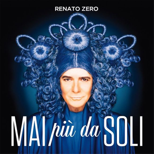 mai più soli Renato Zero cover