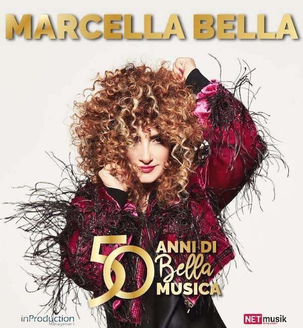 Marcella Bella 50 anni bella musica