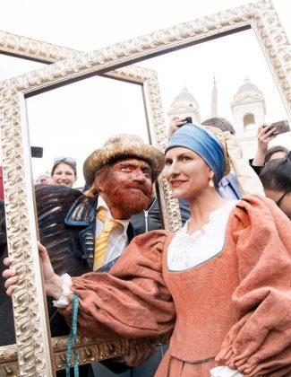 quadro Roma Biagio Laura