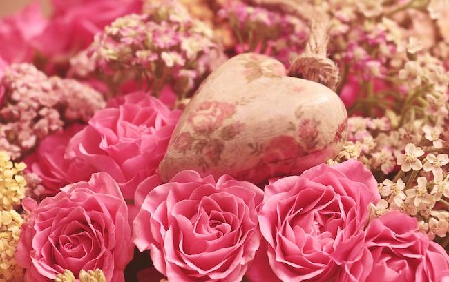 rose fiori