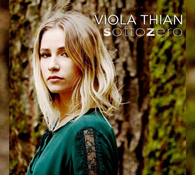 viola thian sottozero cover album