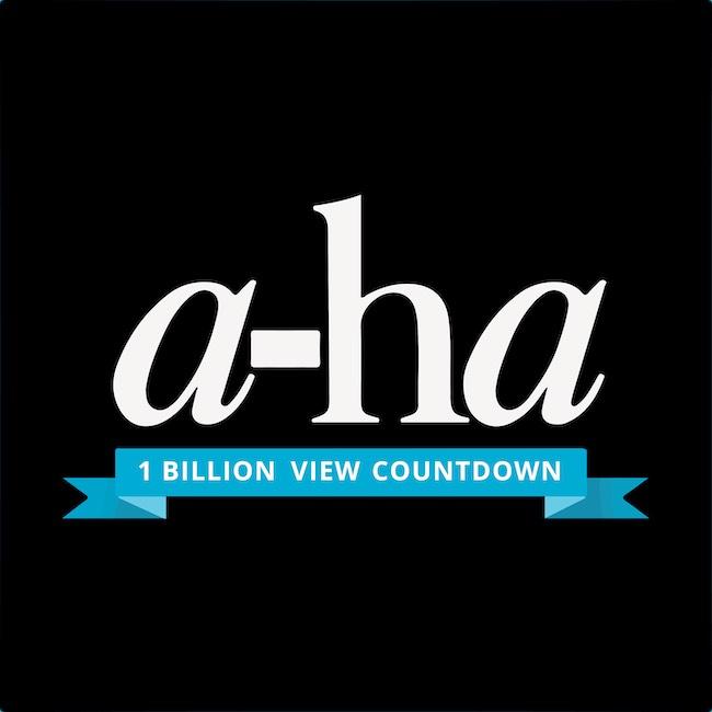 a-ha logo