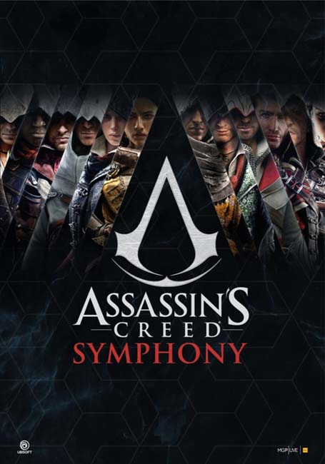 Assassin's Creed Symphony locandina