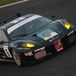 Andrea Palma - Black Team, Ferrari F430, il 20 e 21 ottobre 2012