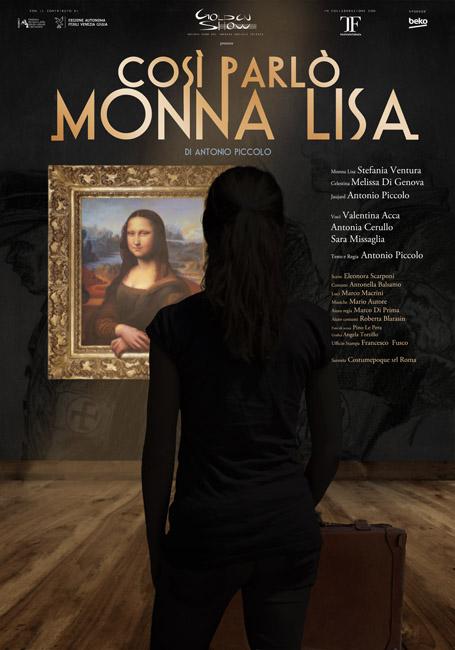 cosi parlo Monna Lisa 26 giugno 2019