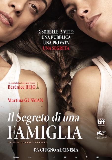 il segreto di una famiglia poster