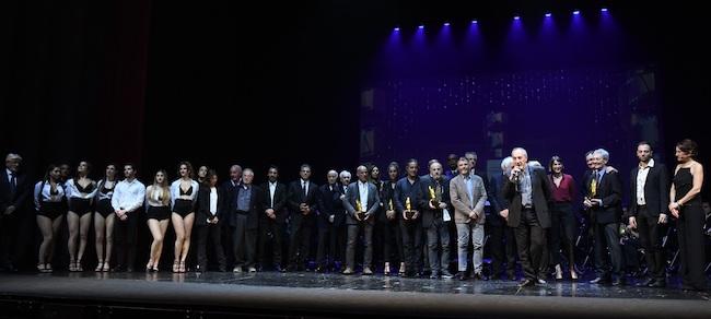 Premio Pellicola d'Oro nomination 2019