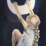luna crescente non lasciarmi cadere