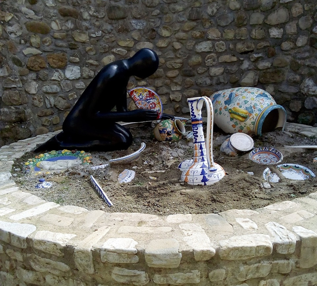 pozzo dei lavatoi Montelupo
