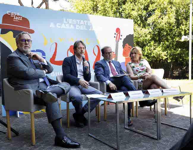 presentazione summertime 2019 Roma