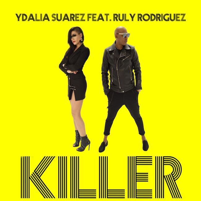 ydalia suarez feat ruly rodriguez killer cover