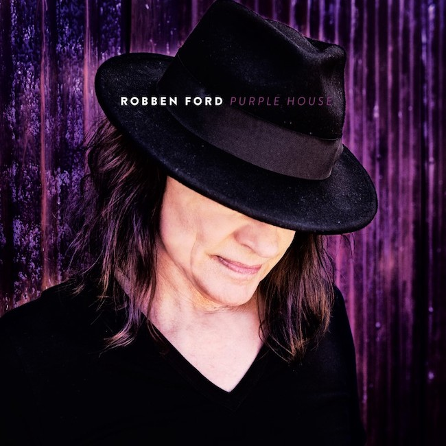 robben ford purple housen cover