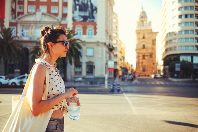corretta idratazione caldo estate