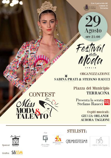 festival della moda 29 agosto 2019