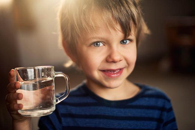 idratazione bambino