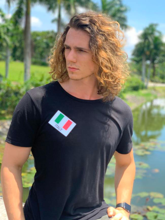d'elia mister italia