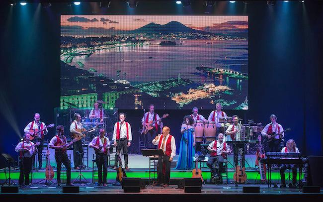 renzo arbore e l'orchestra italiana live estate 2019