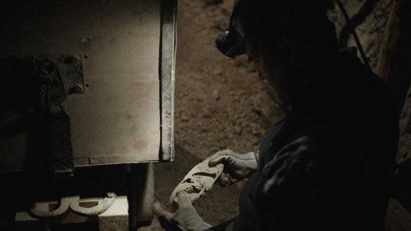 il segreto della miniera