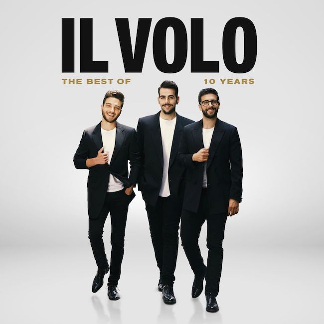 il volo the best of 10 years
