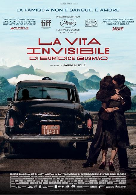 la vita invisibile locandina film