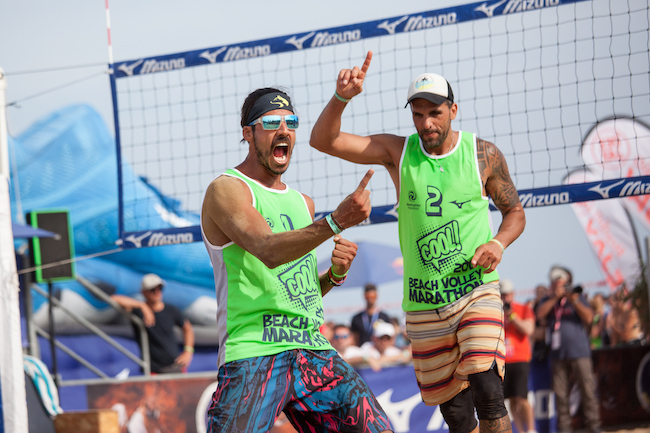 mizuno beach volley 2019