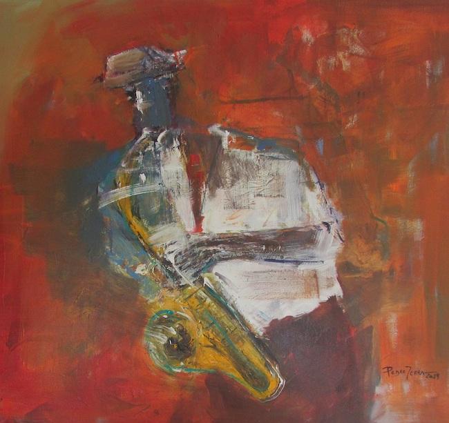 musico de jazz