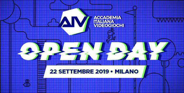openday accademia italiana videogiochi